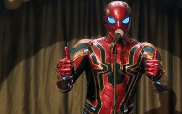 Spider-Man image mise en avant