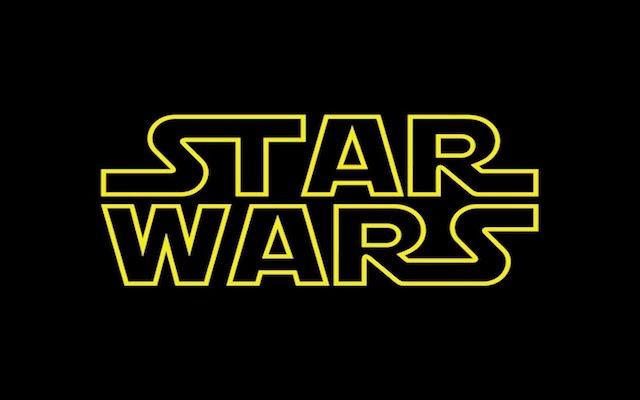 Image mise en avant du logo Star Wars