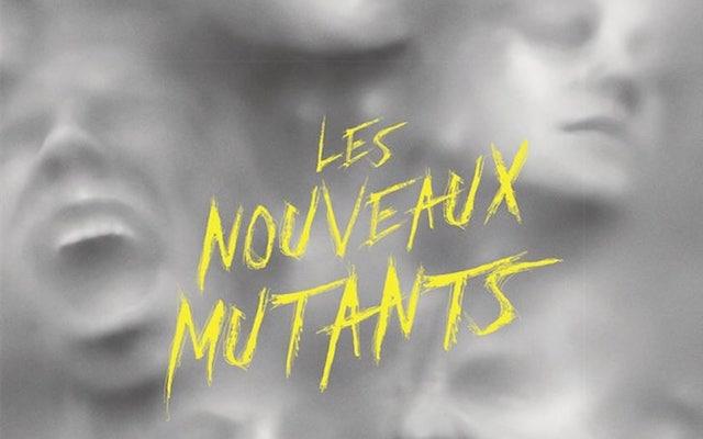 Les Nouveaux Mutants image mise en avant