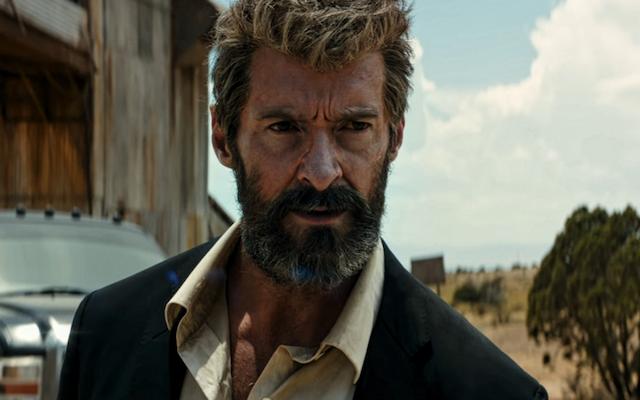 Wolverine dans Logan. Image mise en avant.