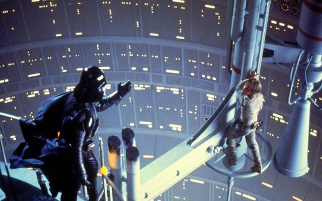 Star Wars épisode 5, l'Empire contre-attaque. Image mise en avant