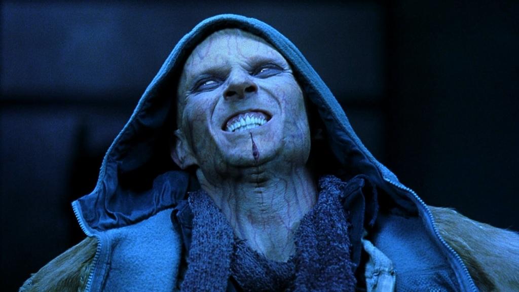 """Image de Nomak dans """"Blade 2"""" incarné par Luke Goss."""