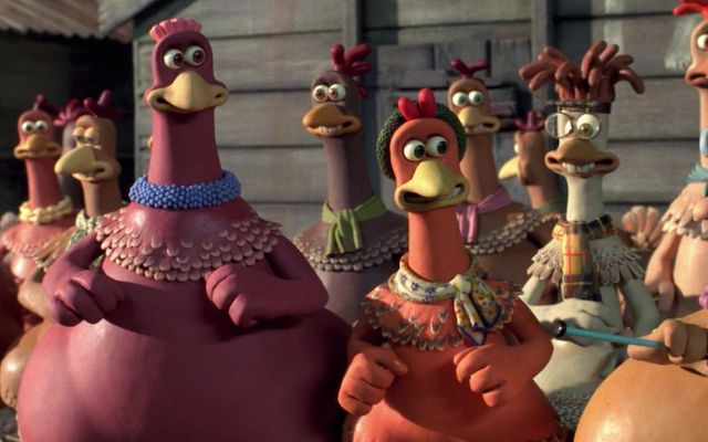Chicken Run image mise en avant