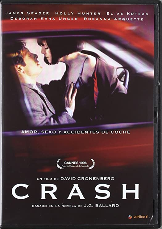 "Affiche du film ""Crash"""