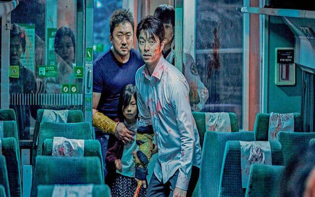 """Image mise en avant de """"Un dernier train pour Busan"""""""
