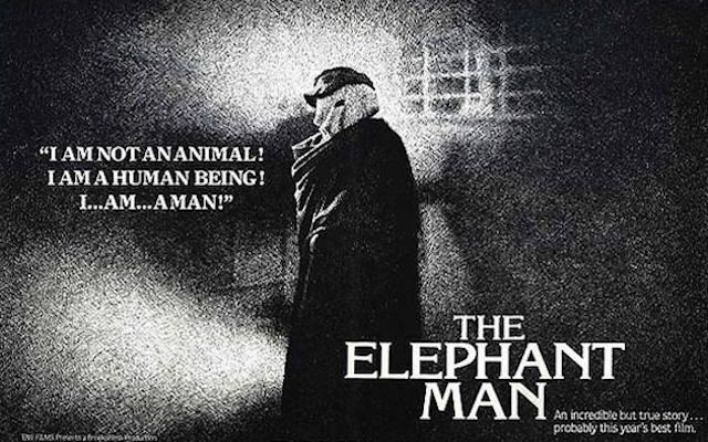 Elephant Man image mise en avant