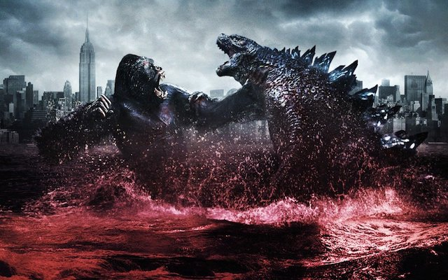 Godzilla vs Kong image mise en avant
