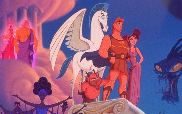 Image mise en avant de Hercule (1997)