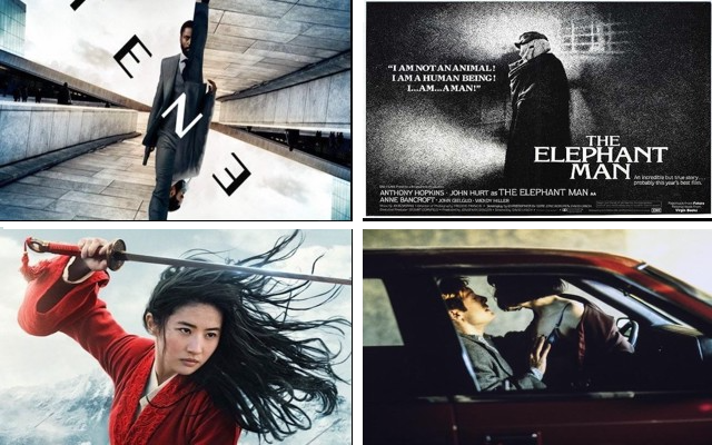 Image mise en avant, liste des films pour la réouverture des cinémas