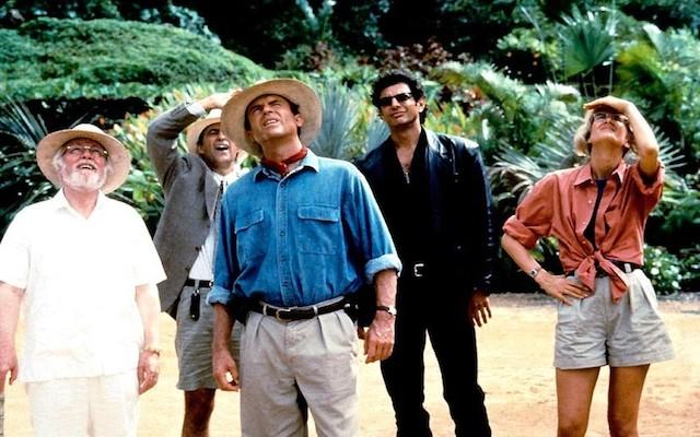 Jurassic Park 1 héros, image mise en avant