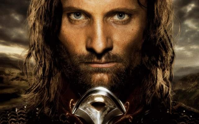 Viggo Mortensen en Aragorn